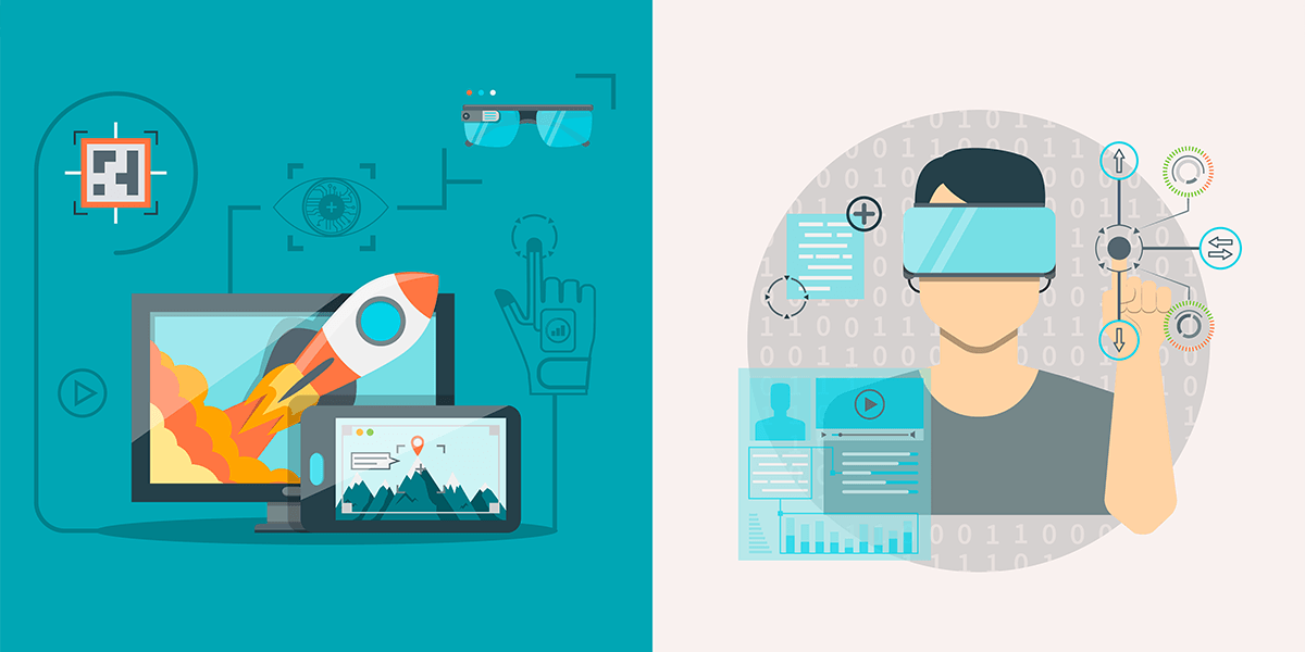 Use of VR and AR Technology in Business