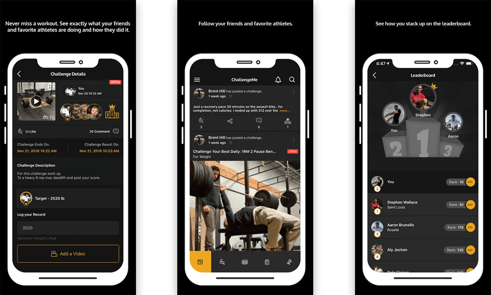 challengeme-app