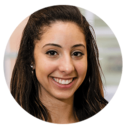 invisaWear Co-Founder and CEO, Rajia Abdelaziz