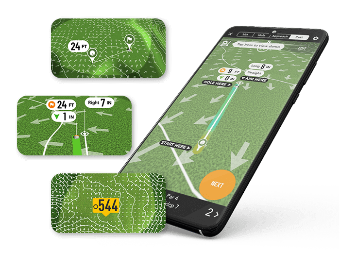 Best golf gps app