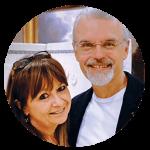 Rick Roberts and Maria Thomas, creators of Zentangle®