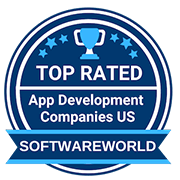 Top app development companies in the United States by Softwareworld.co