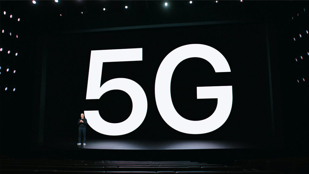 iPhone 12 models come with 5G connectivity