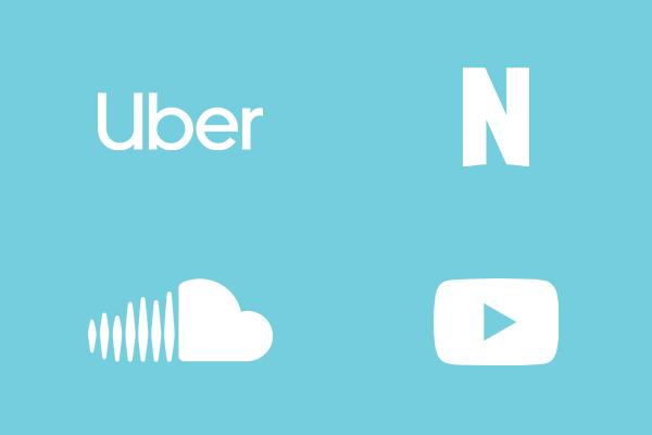 Companies like Uber Netflix, YouTube, and SoundCloud use Go