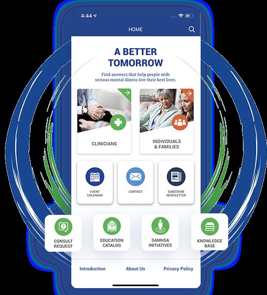 SMI Adviser App developed by Zco as the best healthcare app developer